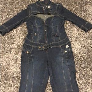 6ffb2e01717 Beyoncé Dereon 1 piece jumpsuit